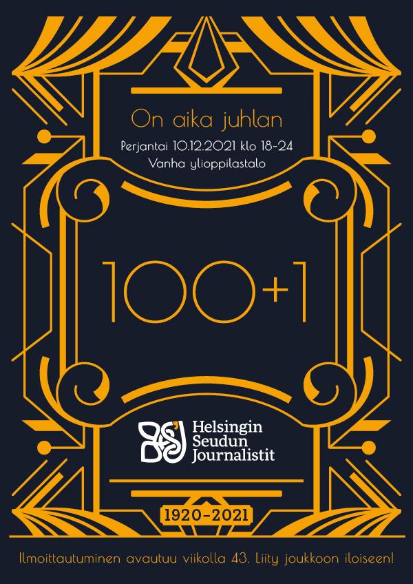 HSJ 100+1-vuotisjuhla 10.12.2012